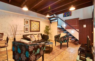 Hotel Con 6 Apartamentos Amueblados De Lujo Zona Colonial