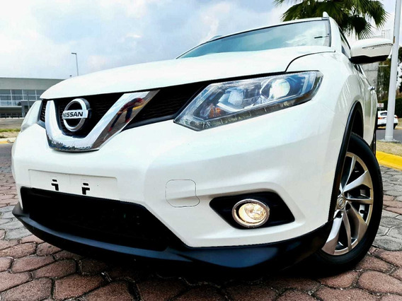 Nissan X-trail 2.5 Exclusive 3 Row Cvt 2017