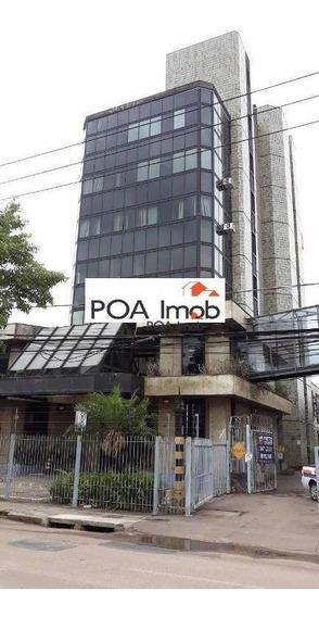 Prédio Para Alugar, 4382 M² Por R$ 120.000,00/mês - Floresta - Porto Alegre/rs - Pr0026