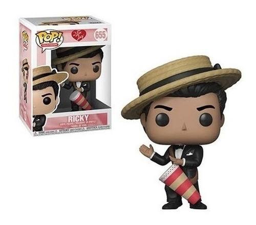 Boneco Funko Pop I Love Lucy Ricky #655