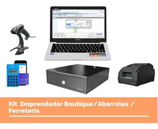 Kit Punto De Venta Boutique / Abarrotes / Ferreteria /etc