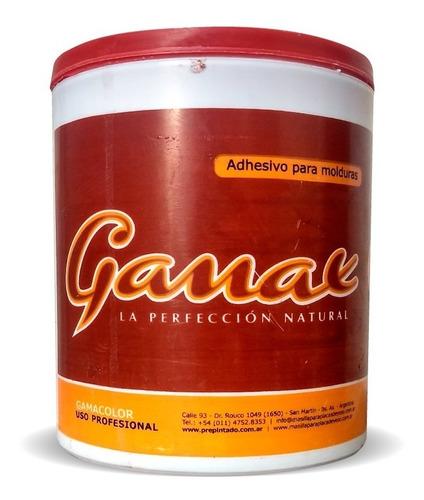 Adhesivo Pegamento Para Molduras Gamax   1.7kgs