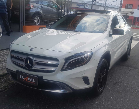 Mercedes-benz Classe Gla 1.6 Enduro Turbo Flex 5p 2017