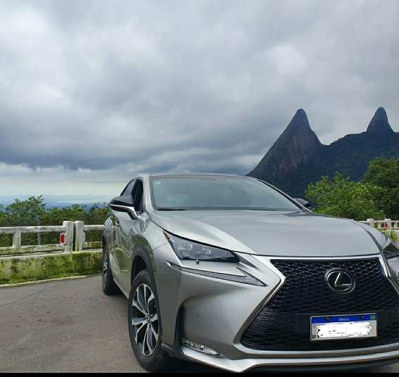 Lexus Nx 2.0 F-sport Aut. 5p 2015