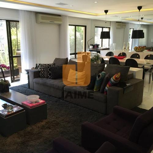 Apartamento Para Venda No Bairro Higienópolis Em São Paulo - Cod: Bi2140 - Bi2140