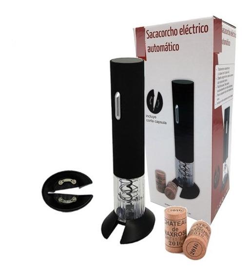 Sacacorchos Destapador Automatico De Botellas Vinos