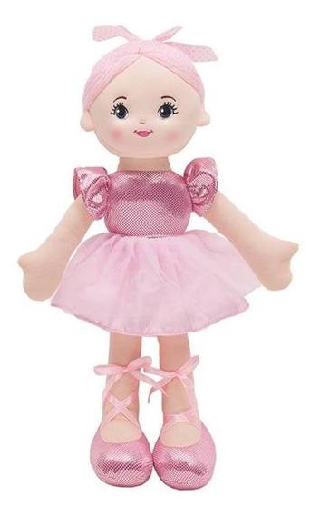 Boneca Bailarina Glamour Buba