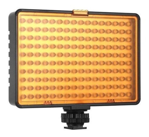 Iluminador Led Tl-180s Para Foto, Live Ou Video No Youtube
