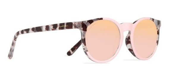 Lentes De Sol Miss Hamptons Bi - Cow Carey Light Pink