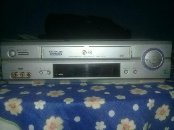 Video Cassete 7 Cabeças Lg