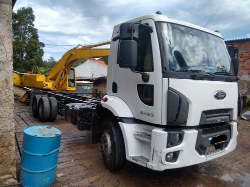 Ford Cargo 2423 2014/2014