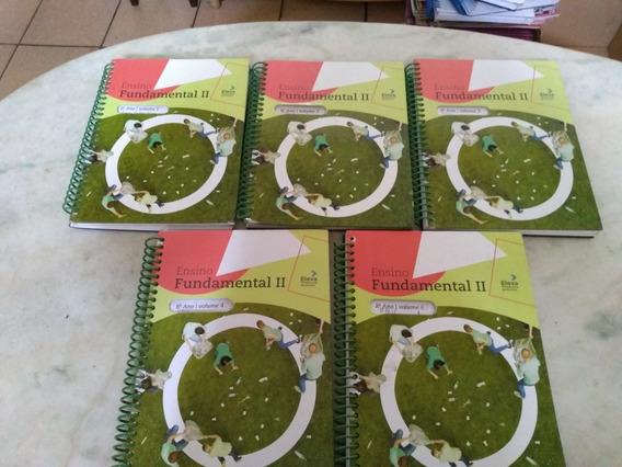 Eleva Plataforma De Ensino 8o Ano Vols 1 2 3 4 E 6