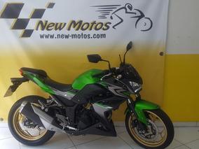 Kawasaki Z 300 Com Abs , Apenas 9.800 Km Perfeito Estado !!