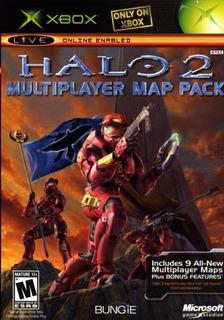 Halo 2 Multiplayer Map Pack - Xbox Usado Blakhelmet E