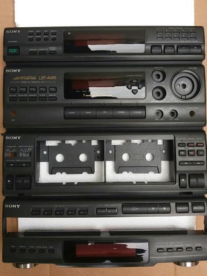 Painel Frontal Sem Placas Sony Lbt-495(lindo)