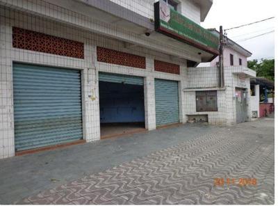 Loja Em Tude Bastos (sítio Do Campo), Praia Grande/sp De 100m² Para Locação R$ 2.900,00/mes - Lo194670