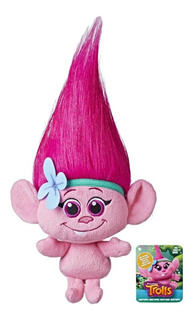 Trolls Baby Bebe Poppy Peluche Troll Abrazable Hasbro