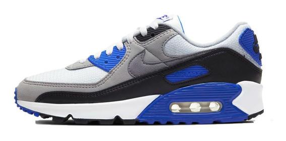 Zapatillas Nike Air Max 90 Mujer Tienda Oficial Grid 6585