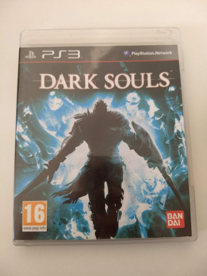 Dark Souls 1 Ps3 Mídia Física Original