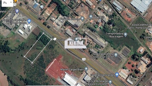 Imagem 1 de 4 de Área Industrial Para Venda - 02950.8181