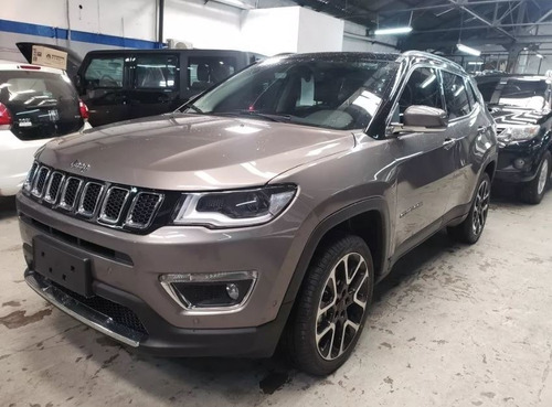 Jeep Compass 2.4 Limited Plus 2021 Entrega Inmediata Permuto