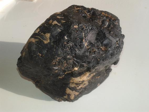 Turmalina Negra, Pedra Bruta, Semi Preciosa