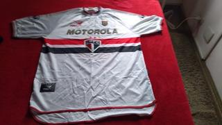 Camisa Spfc Histórica Motorola