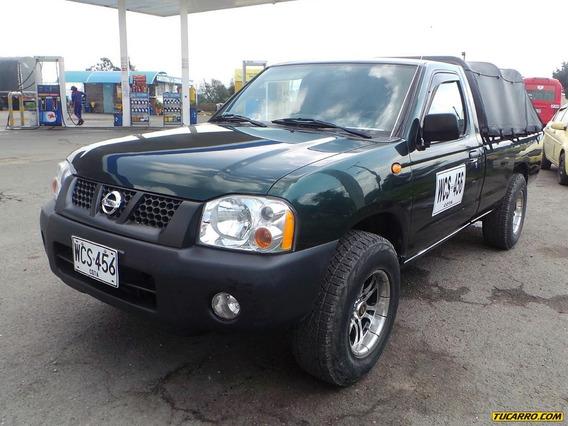 Nissan Frontier Mt 2400 Cc Aa