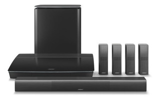 Bose Lifestyle 650 Home Theater System+ Omnijewel Sp Black