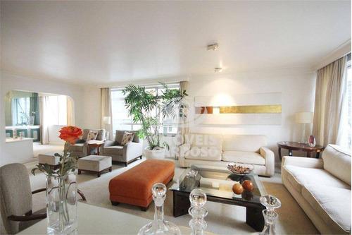 Imagem 1 de 25 de Apartamento Com 4 Dormitórios À Venda, 230 M² Por R$ 2.235.000 - Higienópolis - São Paulo/sp - Ap18734