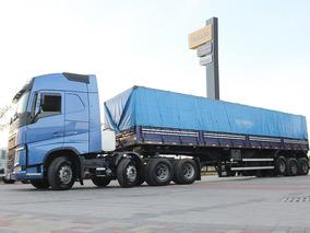 Volvo Fh 500 Com Carreta = 370 400 420 440 460 480