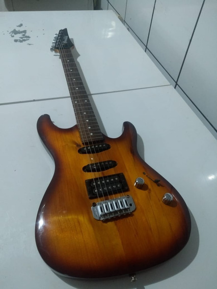 Guitarra Ibanez Gio Gsa-60 Com Captador Dimazio Tonezone