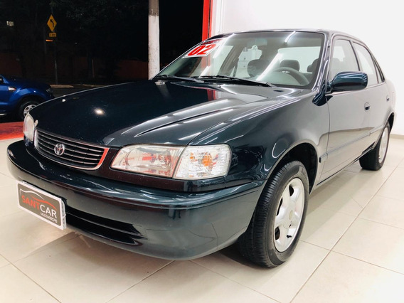 2002 - Corolla Xei 1.8 Automático - Único Dono