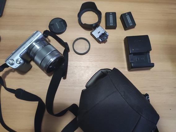Camera Sony Nex 5n + Acessórios
