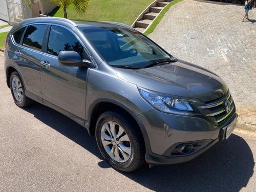 Honda Cr-v Exl 2.0 16v 4x2 Flexone (aut)