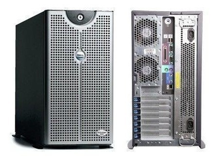 Servidor Dell Poweredge 2600 (somente Retirada No Local)