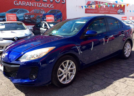 Mazda 3 2012 2.5 S 6vel Qc Abs R-17 Mt