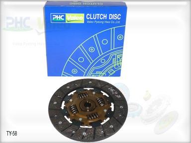Imagen 1 de 2 de Disco Clutch Daihatsu Terios 1.5 3sz 06/ 12 200x20