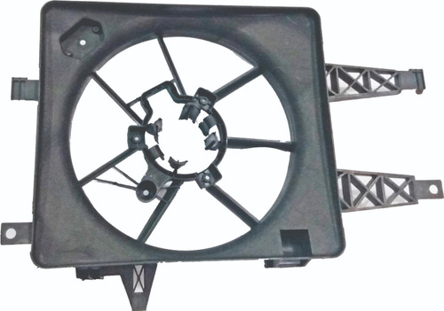 Defletor Radiador Palio Siena Ideia Sistema Bosch