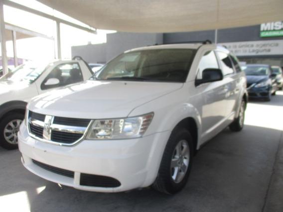 Dodge Journey Se, Motor 2.4l, 4 Cil, Col Blanco, Modelo 2010