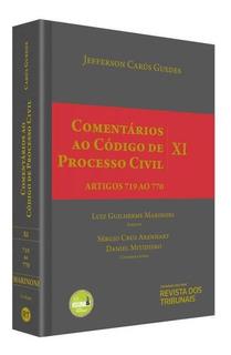 Comentarios Ao Codigo De Processo Civil V Xi - Artigos 719 A