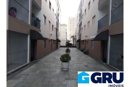 Imagem 1 de 15 de Bom Apartamento Localizado No Gopoúva