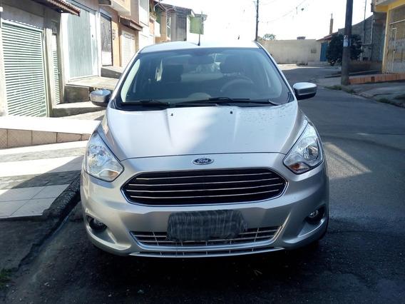 Ford Ka Sedã 1.5 Sel Flex E Gnv