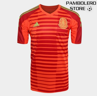 Jersey México Portero Original 2018/2019 Envio Gratis Dhl