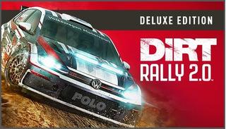 Dirt Rally 2.0 Deluxe Edition + Juego De Regalo | Pc Digital
