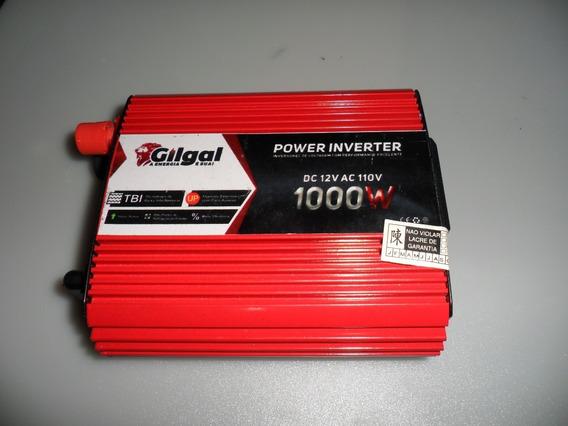 Inversor Solar Gilgal 1000w 12v 110v Envio Rápido