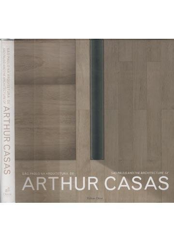 Livro São Paulo Na Arquitetura De Arthur Casas