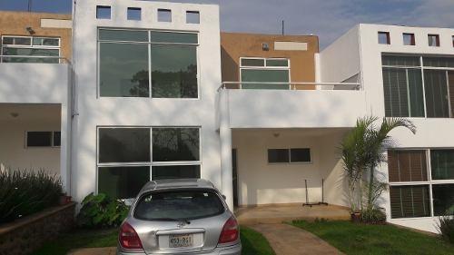 Casa En Condominio Renta Ocotepec Cuernavaca