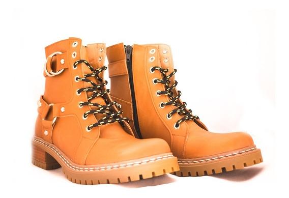 Zapatos De Mujer - Lola Shoes - Etika - Borcegos