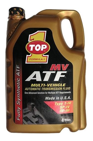 Aceite Top 1 Mv Atf Full Sintetica Galon